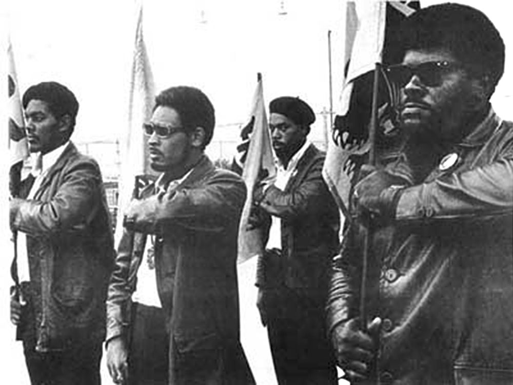 Prison Panthers and awakening the Black radical